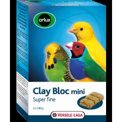 Clay Block Mini 3x180g.
