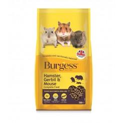 Burgess Hamster, Gerbil & Mus 750 G.