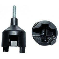 Isolator Skruetrækker Multi 1 Stk.
