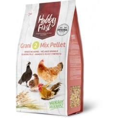 Hobby First Grani 2 Mix Pellet 4 Kg