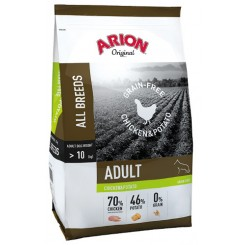 Arion No Grain Kylling & Kartoffel.