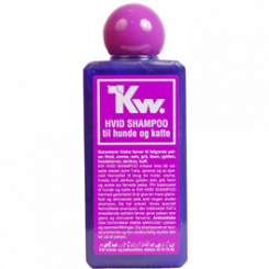 KW Hvid Shampoo 200 ml.