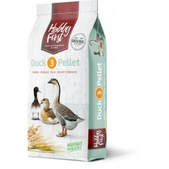 Hobby First Duck 3 Pellet 20 kg.