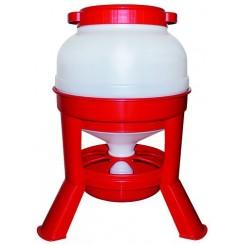 Foderautomat på 3 ben 20 liter