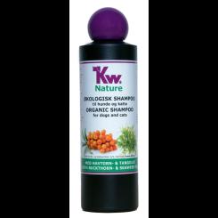 KW Økologisk Shampoo - Havtorn- & Tangolie 200 ml.