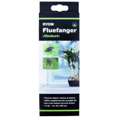 """Flueflanger """"vinduet"""""""