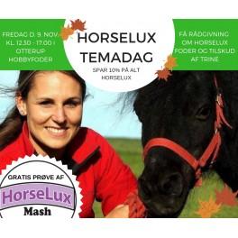 Temadag HorseLux