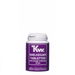 KW Mælkegær tabletter