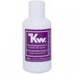 KW Klorhexidin Pulver 1%.