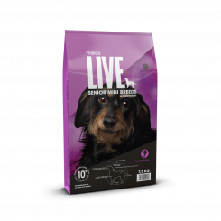 Probiotic Live Senior Mini 2 kg.