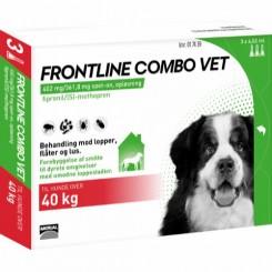 Frontline Combo Vet Hund 40+ kg.
