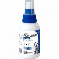 Frontline Vet Spray Hund/Kat 100 ml.