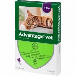 Advantage Vet Kat 4+ kg.