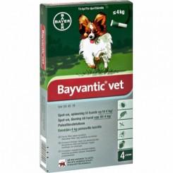 Bayvantic Vet Hund 0-4 kg.