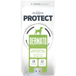Protect Dog Dermato 12 kg.