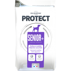 Protect Dog Senior+ 2 kg.