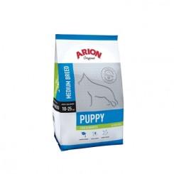 Arion Puppy Medium Breed Kylling & Ris 12 Kg.