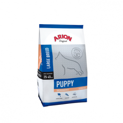 Arion Puppy Large Breed Laks & Ris 3 Kg.