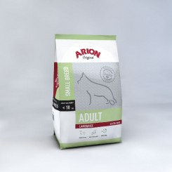 Arion Adult Small Breed Lam & Ris 3 Kg.