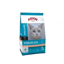 Arion Original Sterilized Laks 2 Kg.