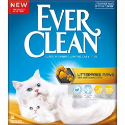 EverClean Litterfree Paws Kattegrus