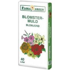 FloraGreen Blomstermuld 40 l.