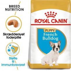 Royal Canin Fransk Bulldog Puppy 10kg